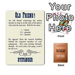 Trwnn Fate Deck By Hugh Duggan   Playing Cards 54 Designs   Byskpdh0s3u6   Www Artscow Com Front - Club10