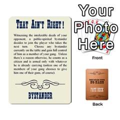 King Trwnn Fate Deck By Hugh Duggan   Playing Cards 54 Designs   Byskpdh0s3u6   Www Artscow Com Front - ClubK