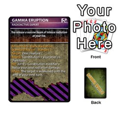 Queen Gamma World   Power Cards, Deck A By Chris Taylor   Playing Cards 54 Designs   Loidxa2yk3r7   Www Artscow Com Front - SpadeQ