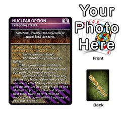 Gamma World   Power Cards, Deck B By Chris Taylor   Playing Cards 54 Designs   1whizeu6e1l0   Www Artscow Com Front - Diamond3