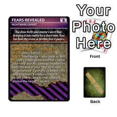 Jack Gamma World   Power Cards, Deck B By Chris Taylor   Playing Cards 54 Designs   1whizeu6e1l0   Www Artscow Com Front - SpadeJ