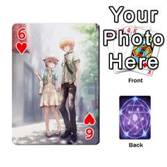 Pretty Pics By Alex Nguyen   Playing Cards 54 Designs   Jqou53s8bhae   Www Artscow Com Front - Heart6