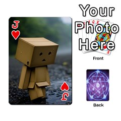 Jack Pretty Pics By Alex Nguyen   Playing Cards 54 Designs   Jqou53s8bhae   Www Artscow Com Front - HeartJ