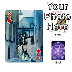 Pretty Pics By Alex Nguyen   Playing Cards 54 Designs   Jqou53s8bhae   Www Artscow Com Front - Diamond3