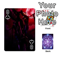 Pretty Pics By Alex Nguyen   Playing Cards 54 Designs   Jqou53s8bhae   Www Artscow Com Front - Club8