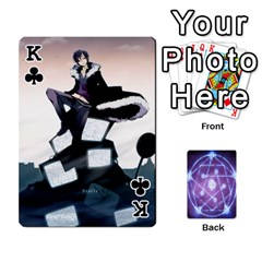 King Pretty Pics By Alex Nguyen   Playing Cards 54 Designs   Jqou53s8bhae   Www Artscow Com Front - ClubK