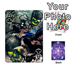 Ace Pretty Pics By Alex Nguyen   Playing Cards 54 Designs   Jqou53s8bhae   Www Artscow Com Front - ClubA