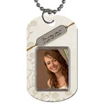 Forever 2-Sided Dog Tag - Dog Tag (Two Sides)