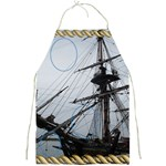 Pirate Apron - Full Print Apron