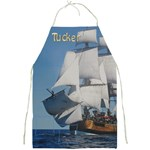 Tucker Tall Ship Apron - Full Print Apron