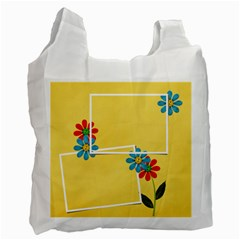 Recycle Bag (two Side)  Bag1 By Jennyl   Recycle Bag (two Side)   Zni0h7bawse1   Www Artscow Com Front