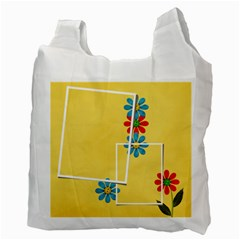 Recycle Bag (two Side)  Bag1 By Jennyl   Recycle Bag (two Side)   Zni0h7bawse1   Www Artscow Com Back