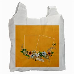 Recycle Bag (two Side)  Recycle 2 By Jennyl   Recycle Bag (two Side)   8jxy2gff2cme   Www Artscow Com Front