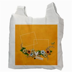 Recycle Bag (two Side)  Recycle 2 By Jennyl   Recycle Bag (two Side)   8jxy2gff2cme   Www Artscow Com Back