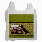 Deco Bird Recycle Bag - Recycle Bag (One Side)