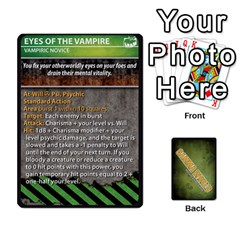Gamma World   Power Cards, Deck C By Chris Taylor   Playing Cards 54 Designs   O666lplg53n3   Www Artscow Com Front - Heart6