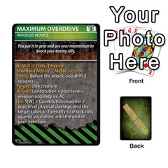 Gamma World   Power Cards, Deck C By Chris Taylor   Playing Cards 54 Designs   O666lplg53n3   Www Artscow Com Front - Club2