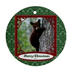 bonnies bear - Ornament (Round)