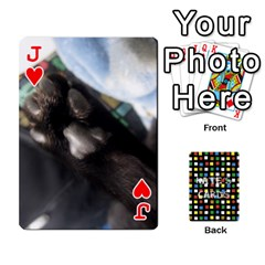 Jack Kates Cards By Kate M   Playing Cards 54 Designs   Tuntgwvdybky   Www Artscow Com Front - HeartJ