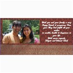 diwali card - 4  x 8  Photo Cards