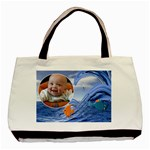 Baby Beach 2-Sided Classic Tote - Classic Tote Bag (Two Sides)