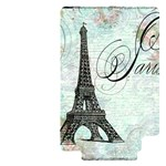 Eiffel Tower Pink Roses Pillow Square Copy Cc Amazon Kindle 2 Skin