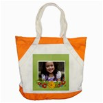 Accent Tote Bag- Sumemr Flowers 5