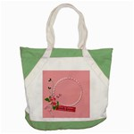 Accent Tote Bag: friends Forever