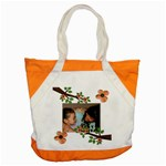 Accent Tote Bag- Summer Flowers 6