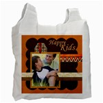 happy kids - Recycle Bag (One Side)
