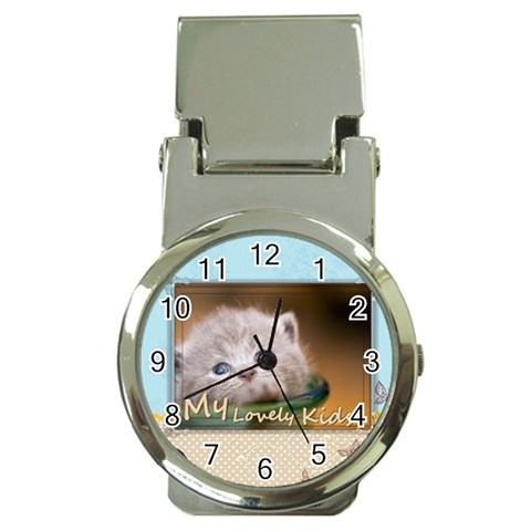Pet By Joely   Money Clip Watch   Cq660uenrnms   Www Artscow Com Front
