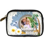 summer - Digital Camera Leather Case