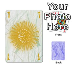 Ikeba By Mynth   Playing Cards 54 Designs   D5x6vl4zmjbj   Www Artscow Com Front - Heart3