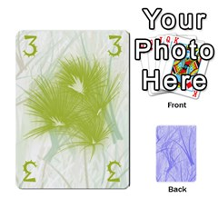 Ikeba By Mynth   Playing Cards 54 Designs   D5x6vl4zmjbj   Www Artscow Com Front - Heart8