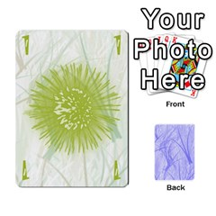 Ikeba By Mynth   Playing Cards 54 Designs   D5x6vl4zmjbj   Www Artscow Com Front - Spade4