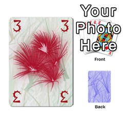 Ikeba By Mynth   Playing Cards 54 Designs   D5x6vl4zmjbj   Www Artscow Com Front - Diamond2