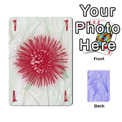 Ikeba By Mynth   Playing Cards 54 Designs   D5x6vl4zmjbj   Www Artscow Com Front - Spade6