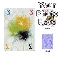 Ikeba By Mynth   Playing Cards 54 Designs   D5x6vl4zmjbj   Www Artscow Com Front - Joker2
