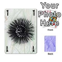 Ikeba By Mynth   Playing Cards 54 Designs   D5x6vl4zmjbj   Www Artscow Com Front - Spade9