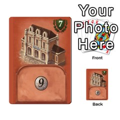 Multireverso By Mynth   Multi Purpose Cards (rectangle)   2yrdchtfq2nt   Www Artscow Com Front 3
