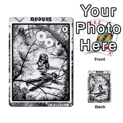 Multireverso By Mynth   Multi Purpose Cards (rectangle)   2yrdchtfq2nt   Www Artscow Com Front 25