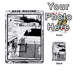 Multireverso By Mynth   Multi Purpose Cards (rectangle)   2yrdchtfq2nt   Www Artscow Com Front 27