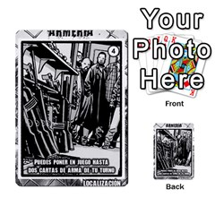 Multireverso By Mynth   Multi Purpose Cards (rectangle)   2yrdchtfq2nt   Www Artscow Com Front 28