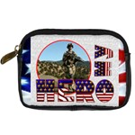 My Hero US Military Camera Case - Digital Camera Leather Case