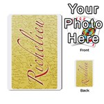 richelieu3 - Playing Cards 54 Designs