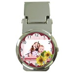 flower kids - Money Clip Watch