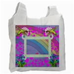 humming bird recycling bag - Recycle Bag (One Side)
