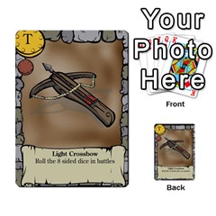 Delvebasic By Mark Campo   Multi Purpose Cards (rectangle)   Dwev6wisp5a4   Www Artscow Com Front 8