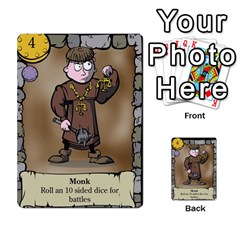 Delvebasic By Mark Campo   Multi Purpose Cards (rectangle)   Dwev6wisp5a4   Www Artscow Com Front 13