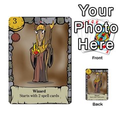 Delvebasic By Mark Campo   Multi Purpose Cards (rectangle)   Dwev6wisp5a4   Www Artscow Com Front 3